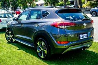 2016 Hyundai Tucson TLE Highlander AWD Brown 6 Speed Sports Automatic Wagon.