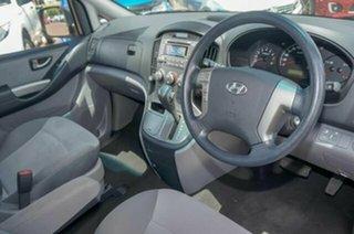 2015 Hyundai iMAX TQ3-W Series II MY16 Silver 4 Speed Automatic Wagon