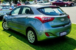 2017 Hyundai i30 GD4 Series II MY17 Active Grey 6 Speed Sports Automatic Hatchback.