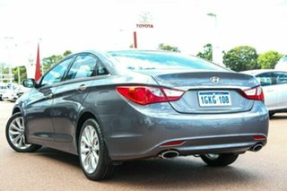 2012 Hyundai i45 YF MY11 Premium Dark Grey 6 Speed Sports Automatic Sedan.