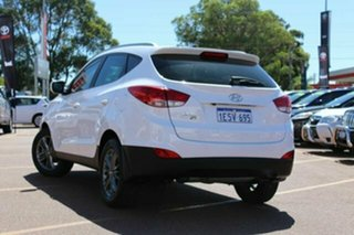 2015 Hyundai ix35 LM3 MY15 SE White 6 Speed Sports Automatic Wagon.