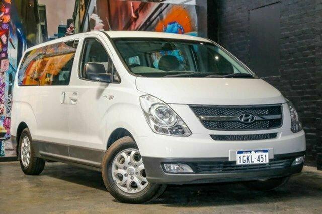 Used Hyundai iMAX TQ-W Albion, 2010 Hyundai iMAX TQ-W White 4 Speed Automatic Wagon