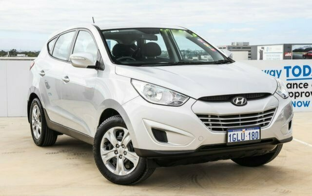 Used Hyundai ix35 LM MY12 Active Albion, 2011 Hyundai ix35 LM MY12 Active Silver 6 Speed Sports Automatic Wagon