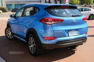 2015 Hyundai Tucson TL Active X 2WD Blue 6 Speed Sports Automatic Wagon.