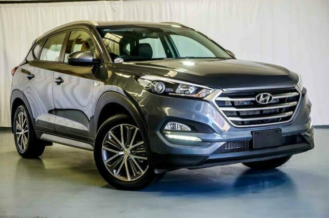 Used Hyundai Tucson TL MY17 Active X 2WD Albion, 2017 Hyundai Tucson TL MY17 Active X 2WD Grey 6 Speed Sports Automatic Wagon