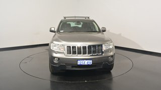 2011 Jeep Grand Cherokee WK MY2012 Laredo Mineral Grey 5 Speed Sports Automatic Wagon