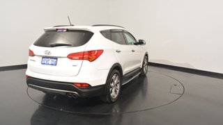 2015 Hyundai Santa Fe DM2 MY15 Highlander Creamy White 6 Speed Sports Automatic Wagon