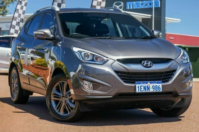 Used Hyundai ix35 LM3 MY14 Elite Albion, 2014 Hyundai ix35 LM3 MY14 Elite Grey 6 Speed Sports Automatic Wagon