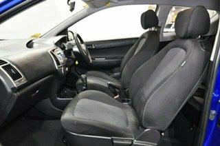 2013 Hyundai i20 PB MY14 Active Blue 6 Speed Manual Hatchback