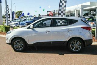 2014 Hyundai ix35 LM3 MY14 Elite AWD Silver 6 Speed Sports Automatic Wagon.