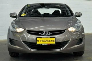 2013 Hyundai Elantra MD2 Active Bronze 6 Speed Sports Automatic Sedan.