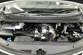2009 Hyundai iMAX TQ-W Silver 4 Speed Automatic Wagon