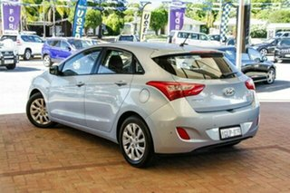 2013 Hyundai i30 GD Active Blue 6 Speed Sports Automatic Hatchback.