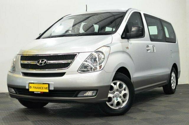Used Hyundai iMAX TQ-W Albion, 2009 Hyundai iMAX TQ-W Silver 4 Speed Automatic Wagon