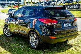 2012 Hyundai ix35 LM MY12 Highlander AWD Black 6 Speed Sports Automatic Wagon.