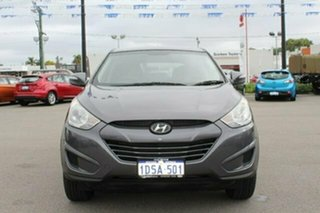 2011 Hyundai ix35 LM MY11 Active Grey 6 Speed Sports Automatic Wagon