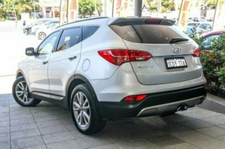 2013 Hyundai Santa Fe DM MY13 Elite Silver 6 Speed Sports Automatic Wagon.