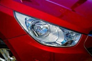 2011 Hyundai ix35 LM MY11 Elite AWD Red 6 Speed Sports Automatic Wagon