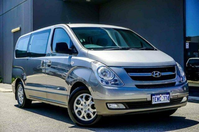 Used Hyundai iMAX TQ-W MY15 Albion, 2015 Hyundai iMAX TQ-W MY15 Silver 4 Speed Automatic Wagon