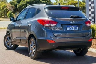 2014 Hyundai ix35 LM3 MY14 Elite Grey 6 Speed Sports Automatic Wagon.