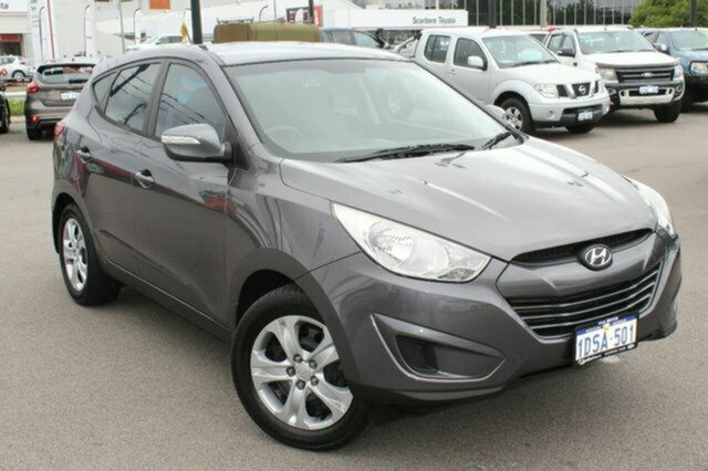 Used Hyundai ix35 LM MY11 Active Albion, 2011 Hyundai ix35 LM MY11 Active Grey 6 Speed Sports Automatic Wagon