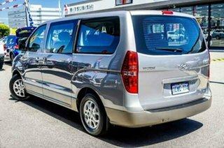 2015 Hyundai iMAX TQ-W MY15 Silver 4 Speed Automatic Wagon.