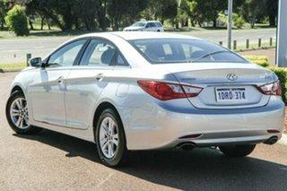 2011 Hyundai i45 YF MY11 Elite Silver 6 Speed Sports Automatic Sedan.