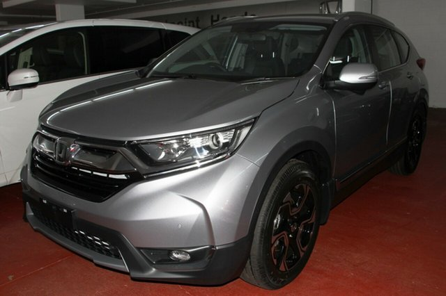 New Honda CR-V RW MY19 VTi-L FWD, 2019 Honda CR-V RW MY19 VTi-L FWD Lunar Silver 1 Speed Constant Variable Wagon