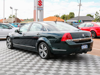 2013 Holden Caprice WN MY14 V Green 6 Speed Sports Automatic Sedan
