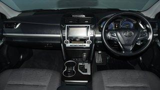 2016 Toyota Camry AVV50R Altise White 1 Speed Constant Variable Sedan