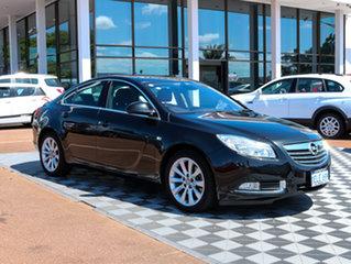 2013 Opel Insignia IN Carbon Flash Black 6 Speed Sports Automatic Sedan.