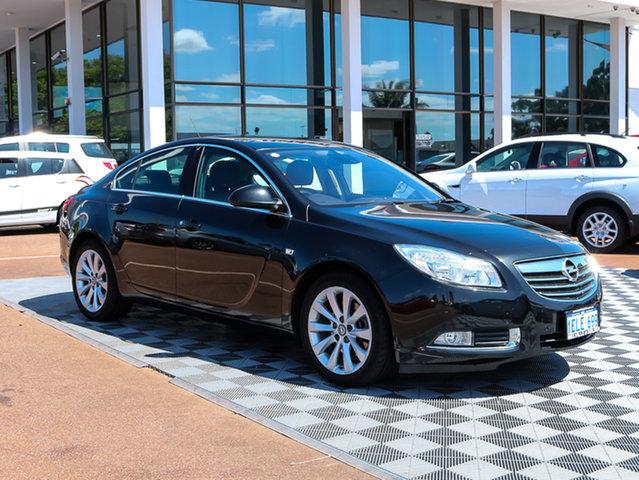 Used Opel Insignia IN , 2013 Opel Insignia IN Carbon Flash Black 6 Speed Sports Automatic Sedan