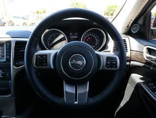 2013 Jeep Grand Cherokee WK MY2013 Laredo Black/Grey 5 Speed Sports Automatic Wagon