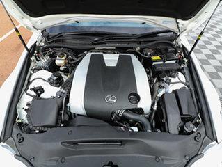 2014 Lexus IS350 GSE31R F Sport White 8 Speed Sports Automatic Sedan