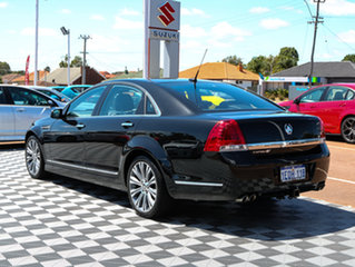 2013 Holden Caprice WN MY14 V Black 6 Speed Sports Automatic Sedan