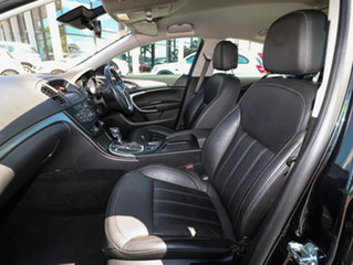 2013 Opel Insignia IN Carbon Flash Black 6 Speed Sports Automatic Sedan