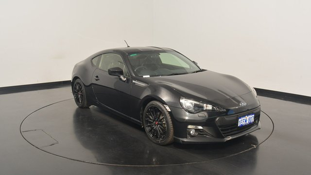 Used Subaru BRZ Z1 MY13 S, 2013 Subaru BRZ Z1 MY13 S Black 6 Speed Manual Coupe