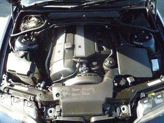 2001 BMW 320Ci E46 MY2002 Steptronic Blue 5 Speed Sports Automatic Coupe