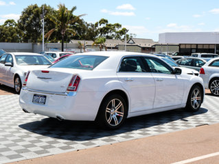2012 Chrysler 300 LX MY12 Limited White 5 Speed Sports Automatic Sedan