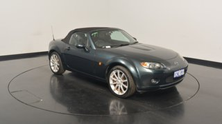 2005 Mazda MX-5 NC30F1 Green 6 Speed Manual Softtop