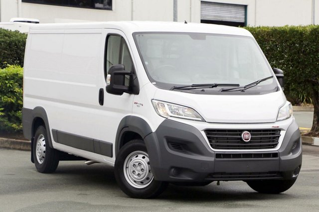 Demo Fiat Ducato Series 6 (MY17) MWB/Low, 2016 Fiat Ducato Series 6 (MY17) MWB/Low White 6 Speed Manual Van