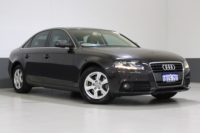 Used Audi A4 B8 (8K) 2.0 TDI, 2010 Audi A4 B8 (8K) 2.0 TDI Grey CVT Multitronic Sedan