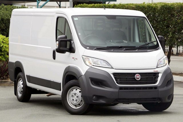 Demo Fiat Ducato Series 6 Low Roof MWB, 2017 Fiat Ducato Series 6 Low Roof MWB White 6 Speed Manual Van