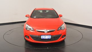 2015 Holden Astra PJ MY16 GTC Sport Red 6 Speed Automatic Hatchback