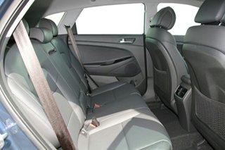 2017 Hyundai Tucson TLE2 MY18 Highlander D-CT AWD Stargazing Blue 7 Speed
