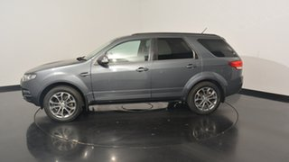 2014 Ford Territory SZ Titanium Seq Sport Shift Grey 6 Speed Sports Automatic Wagon.