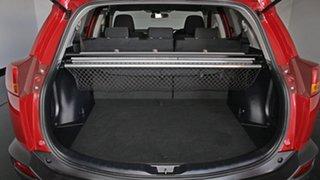 2013 Toyota RAV4 ASA44R MY14 GXL AWD Burgundy 6 Speed Sports Automatic Wagon