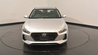 2018 Hyundai i30 PD MY18 Active Platinum Silver Metallic 6 Speed Manual Hatchback