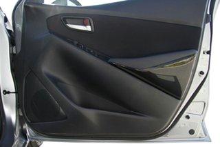 2018 Mazda 2 DJ2HAA Maxx SKYACTIV-Drive Aluminium 6 Speed Sports Automatic Hatchback