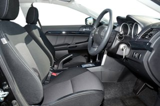 2017 Mitsubishi Lancer ES Black 6 Speed Continuous Variable